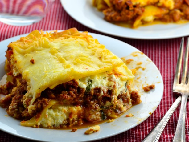 Best lasagne recipe dishmaps for Absolute cuisine
