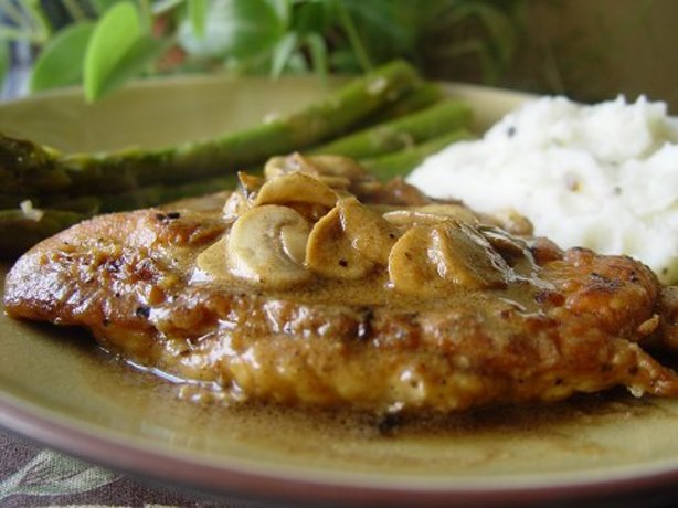 Chicken Marsala Recipe Easy Food Network Cooksgood