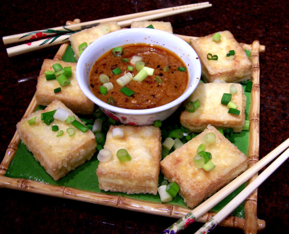 how to cook tofu with cornstarch
