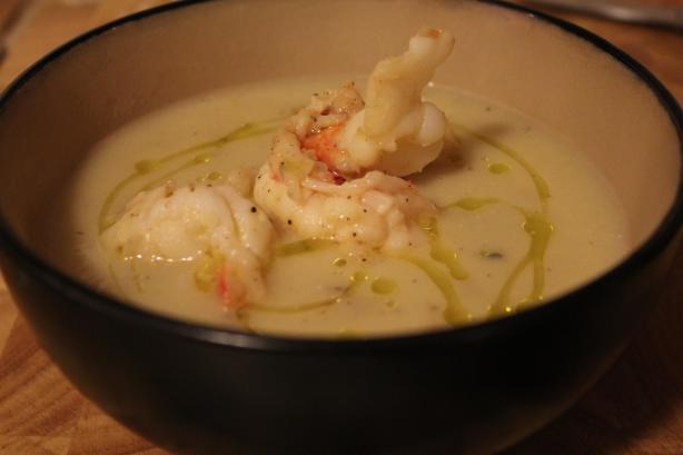 Cream Of Jerusalem Artichoke Sunchoke Soup Recipe - Food.com
