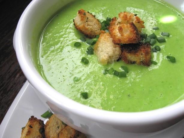 Barefoot Contessas Fresh Pea Soup Recipe Food Com