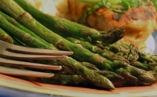 Simple Roasted Asparagus Recipe - Food.com