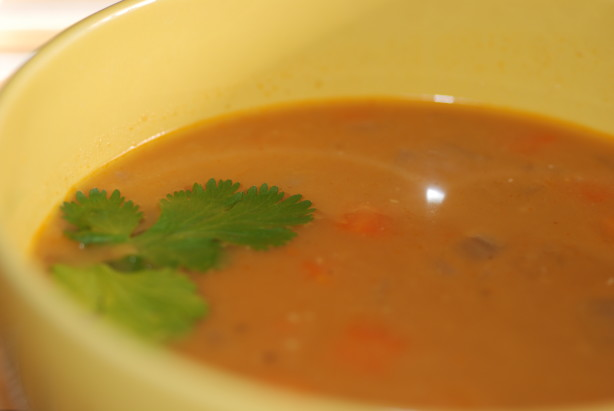 Red Lentil Soup With Lemon Recipe - Low-cholesterol.Food.com