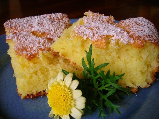 Vanilla Cake Recipe Low Calories: Lemon Bars Lite Recipe