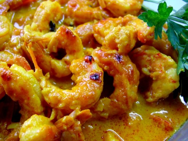 Spicy Jumbo Shrimps With Old Cape Flavours Recipe - Food.com