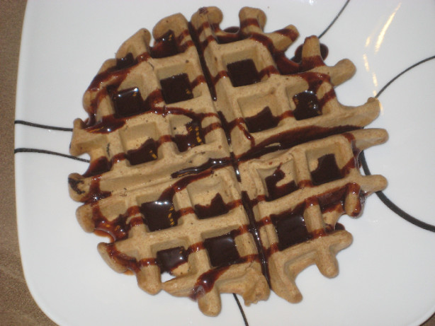 Michael Whites Whole-Wheat Peanut Butter Waffles Recipe ...