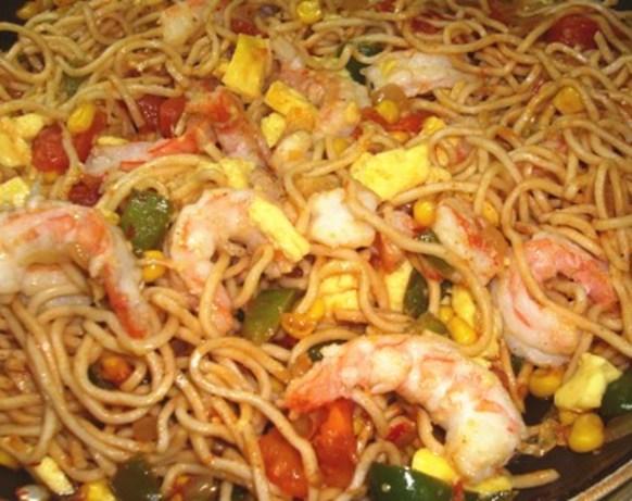 Singapore Fried Noodles RecipeFood.com