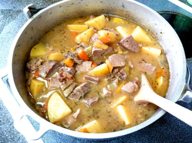Traditional irish stew the bailey recipe for Authentic irish cuisine