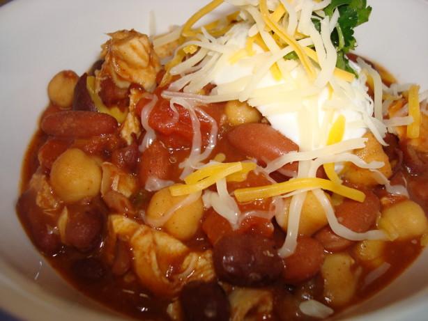Chili Con Pollo Recipe - Healthy.Food.com