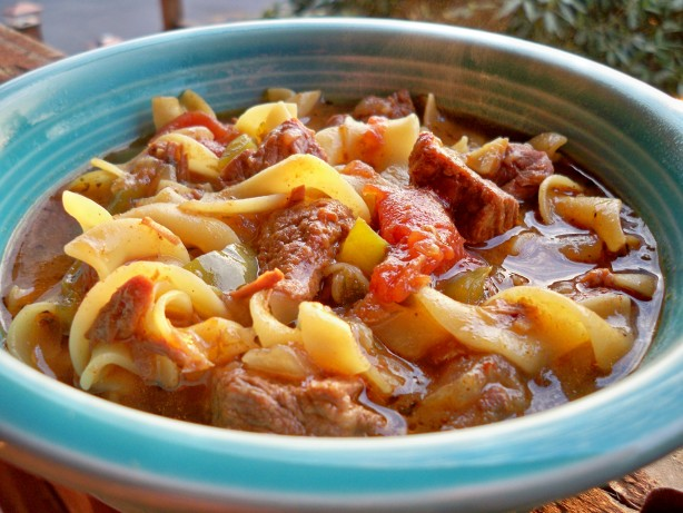 Hungarian Beef Goulash Recipes — Dishmaps