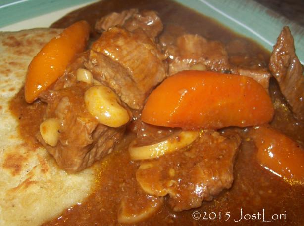 Guinness Braised Beef With Mushrooms Recipe - Food.com