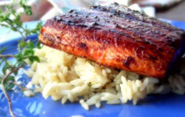 Balsamic Glazed Salmon Fillets Recipe - Food.com
