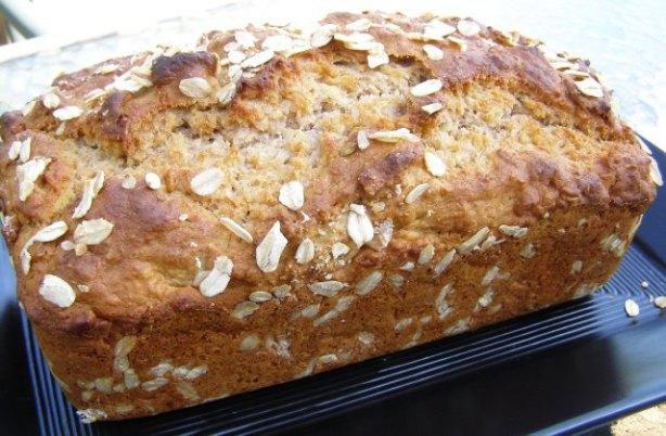 Honey Oat Quick Bread Recipe - Food.com