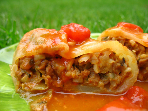 Vegetarian Polish Cabbage Rolls Recipe - Food.com
