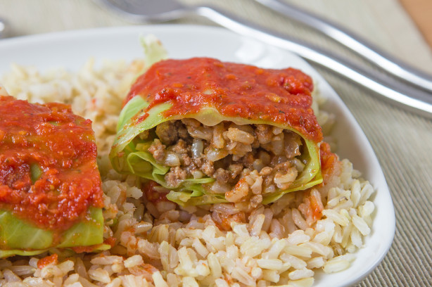 Stuffed Cabbage Rolls Recipe - Food.com