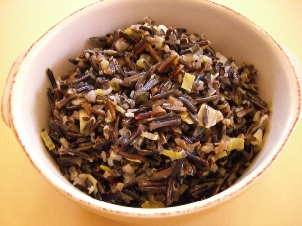 Ojibwe Harvest Wild Rice Recipe Food Com