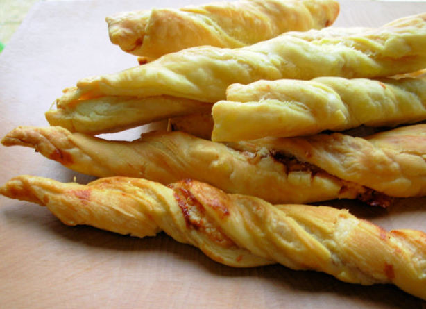 ... Or Hate It - Marmite And Cheese Straws With A Twist! Recipe - Food.com