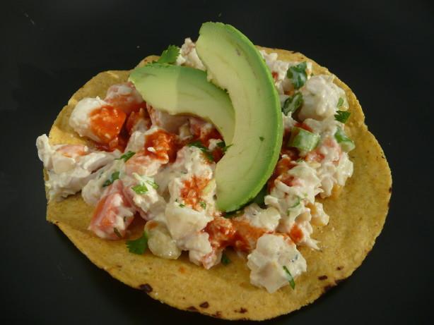 Chicken Salad Tostadas Recipe - Food.com