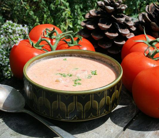 Tomato Dill Cream Cheese Soup Recipe - Food.com