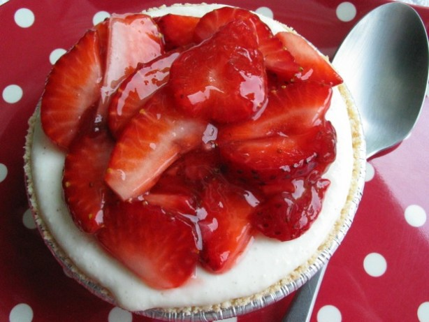 No Bake Strawberry Cheesecake Tarts Light) Recipe - Food.com