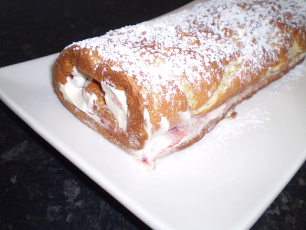 Sponge Cake Jelly Roll Recipe: Sponge Cake Roll Recipe