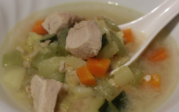 Hearty Chicken And Vegetable Soup Recipe - Food.com