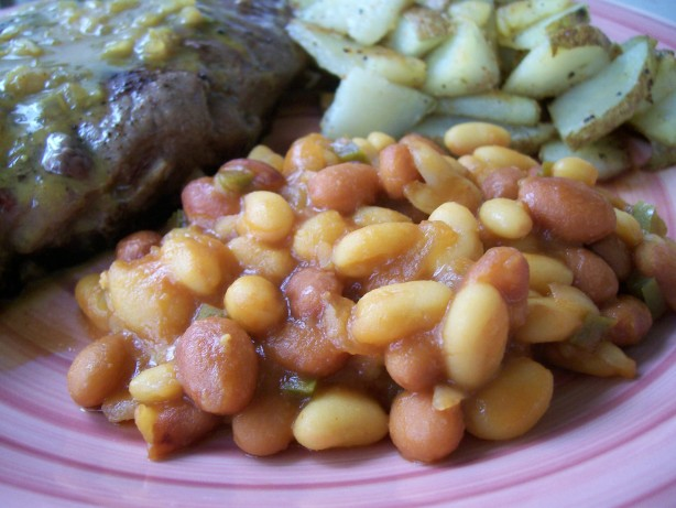 Spicy Baked Beans Recipe - Food.com