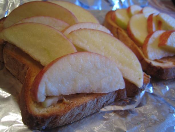 Apple And Peanut Butter Sandwich Recipe - Food.com