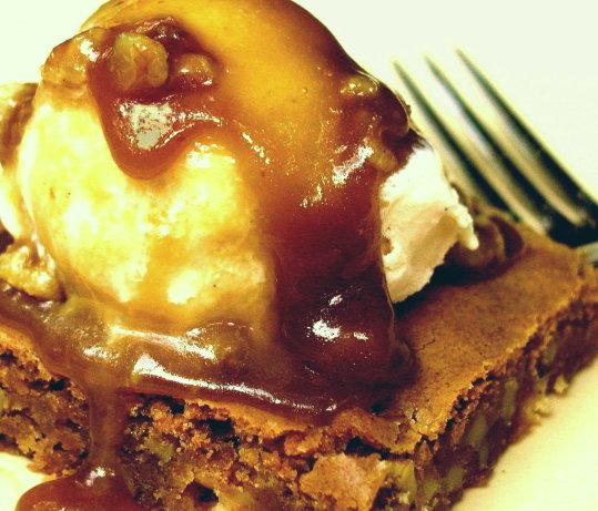 Applebees White Chocolate Walnut Blondie Recipe - Food.com