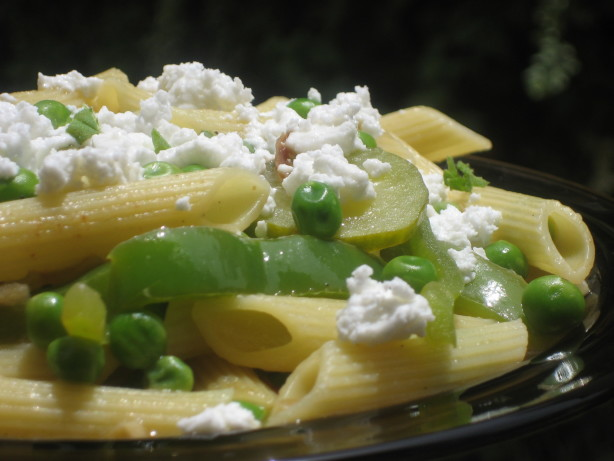 Garden Pasta Primavera Recipe - Food.com