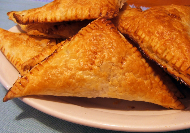Baked Curry Puffs Recipe - Food.com
