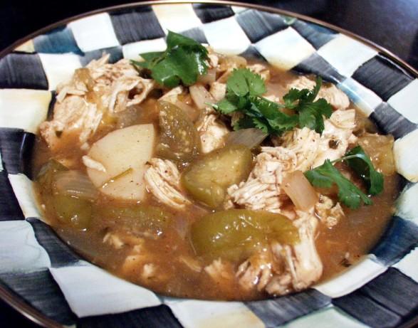 Chile Verde Chicken Or Pork) Recipe - Food.com