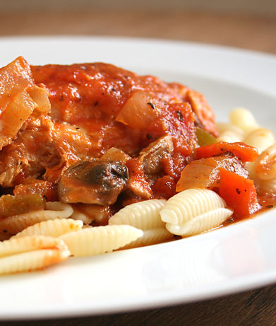 Slow Cooker Chicken Cacciatore Recipe - Food.com