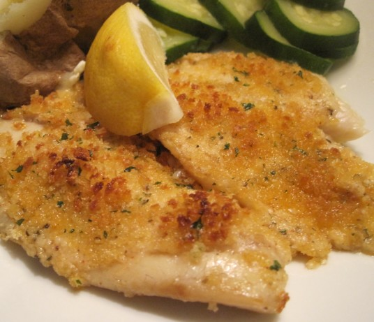 Broiled Tilapia Parmesan Recipe - Food.com