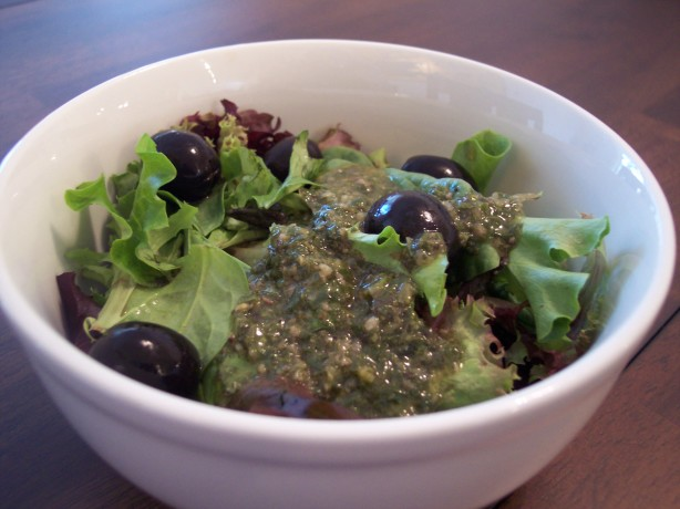 Basil Vinaigrette Dressing Recipe - Food.com