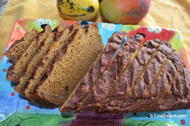 banana bread chocolate chip bread mango nut bread recipe yummly mango ...