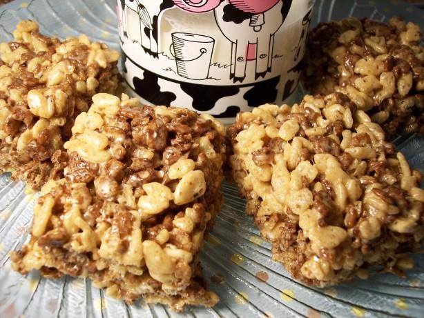 Mocha Marshmallow Crispy Treats Recipe - Baking.Food.com