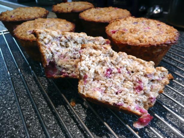 Tim Hortons Style Lemon-Cranberry Muffins Recipe - Food.com