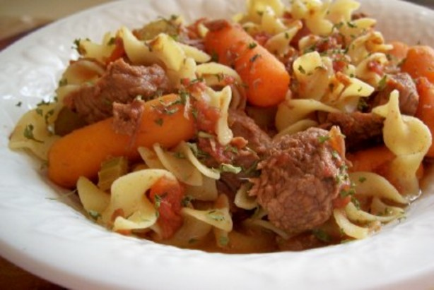 Slow Cooker Beef Noodle Stew Recipe - Food.com