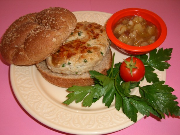 Oprahs Favorite Turkey Burger Recipe - Food.com