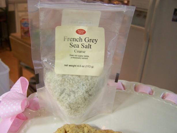 Crispy Salted Oatmeal White Chocolate Cookies Recipe - Food.com