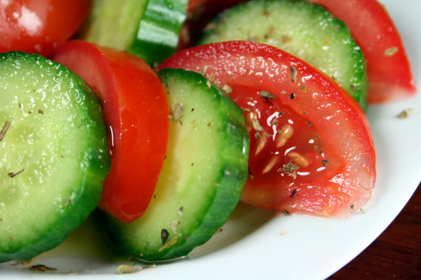 Tomato And Cucumber Salad Recipe - Food.com