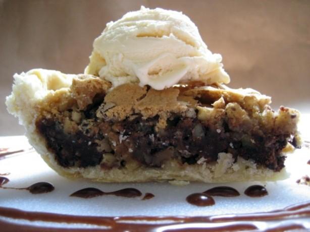 Nestle Toll House Chocolate Chip Pie Recipe - Food.com
