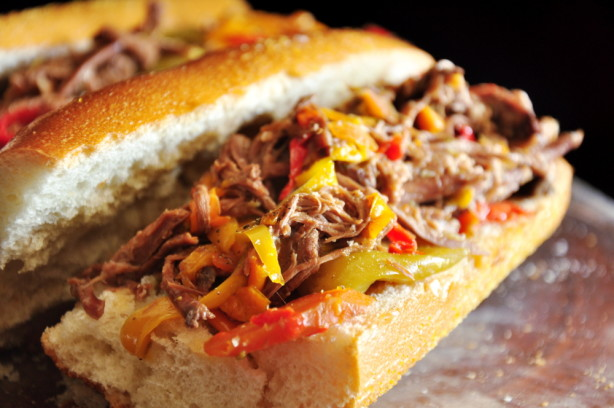 Chicago Italian Beef Recipe Food Network
