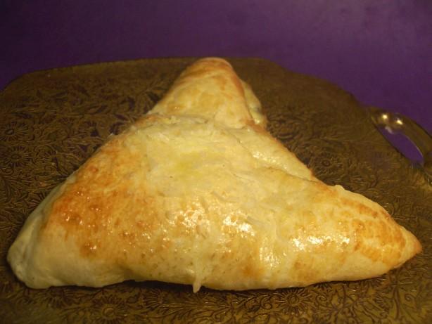 Greek Feta Crescent Triangles Recipe - Greek.Food.com