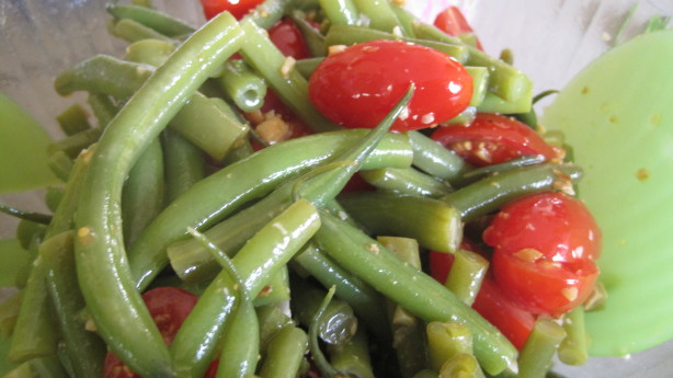 Asian Green Bean Salad 34