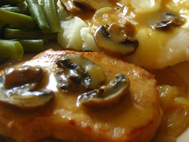 Tender Oven Baked Pork Chops Recipe Food Com