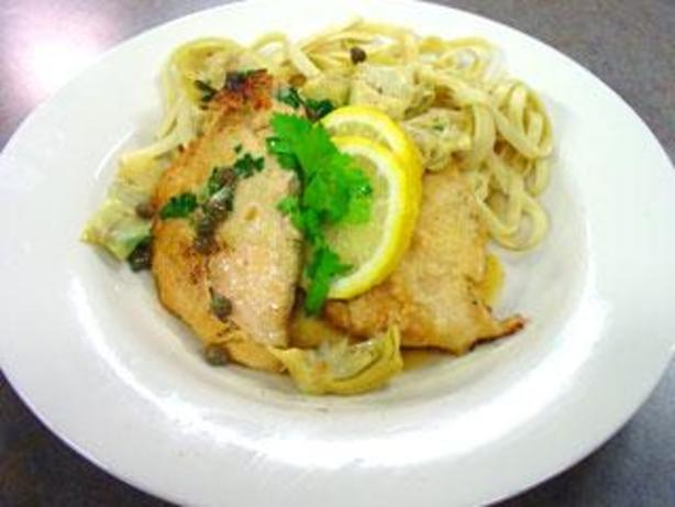 Lemon Artichoke Chicken Recipe - Food.com