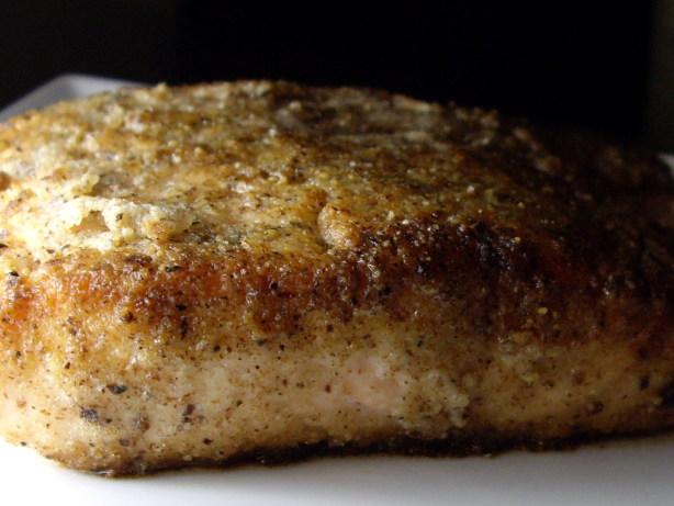 Hazelnut Crusted Salmon Recipe - Food.com