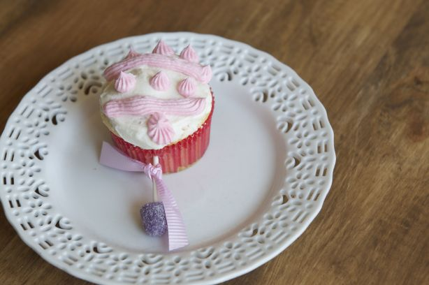 Baby Rattle Cupcakes Recipe Food Com